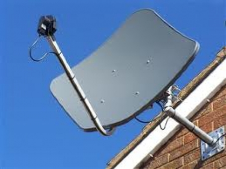 Motorised Satellite Systems Fitted