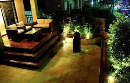LED Garden and Patio Lighting